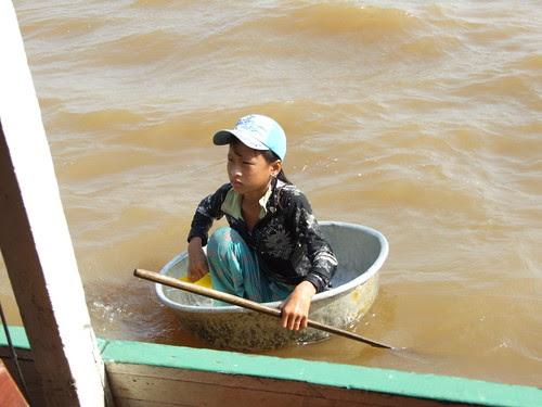 Life in Tonle Sap Lake III