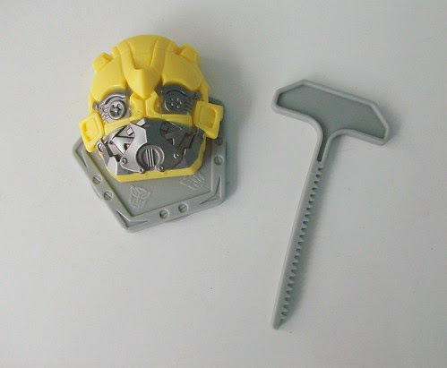 Transformers en Corn Flakes de Kellogs