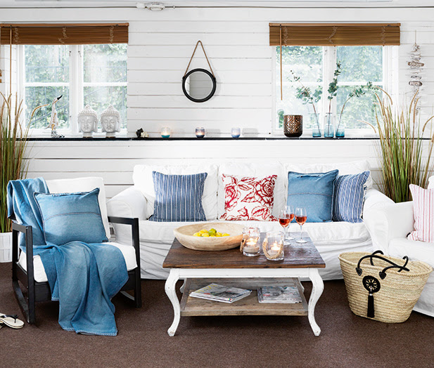 Living and Room Spring&Summer 2014