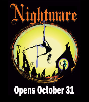 Nightmare - A Teen Halloween Circus Spectacular