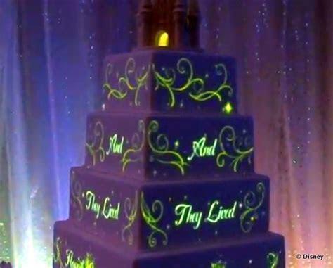 News! Disney Fairytale Weddings Launches Wedding Cake