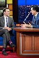 james van der beek explains who diplo is on the late show 01