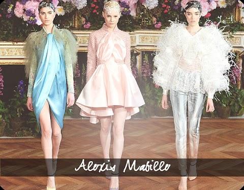 Haute Couture Paris Fall 2013. Part II