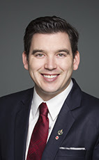 Photo - Terry Beech - Click to open the Member of Parliament profile