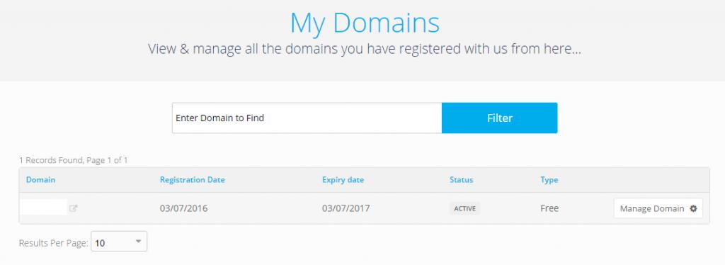 Cara mendapatkan domain gratis, TLD ( .tk, .ml, .ga, .cf, .gq)