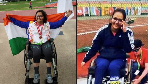 Ekta Bhyan Bags A Gold For India At Asian Para Games 2018