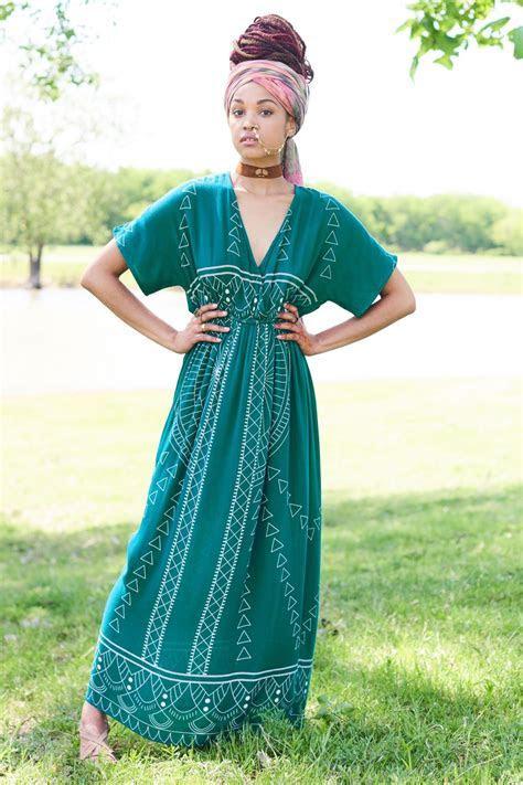 Destiny Teal Maxi Dress   Earthbound Trading Company