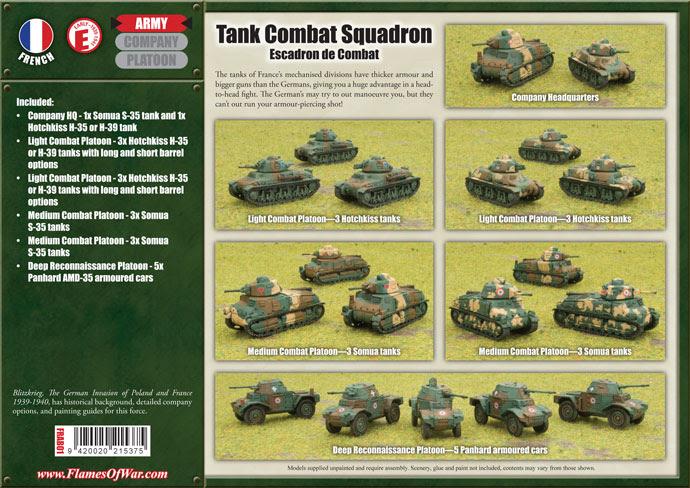 Tank Combat Squadron (FRAB01)
