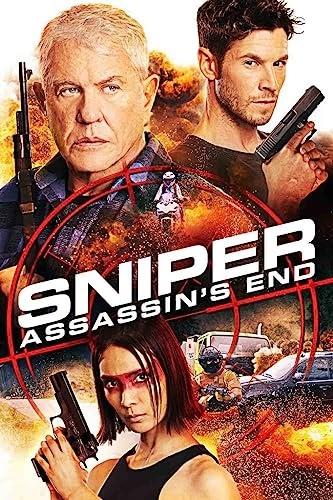 Sniper Assassins End [BRRip English 2020