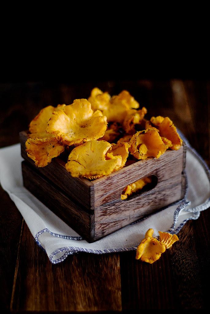 Italian Roasted Mushroom Risotto