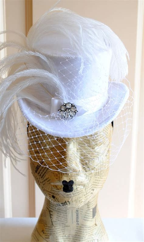 25  best ideas about Mini top hats on Pinterest   Top hats
