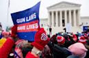 Supreme Court focuses on repeal of New York City gun restrictions that could moot Second Amendment case