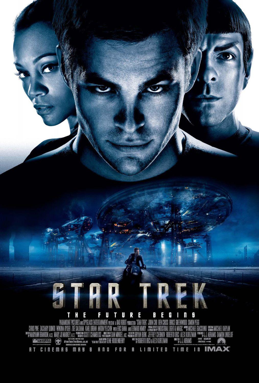 Image result for star trek 09 poster