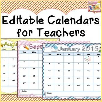 1000+ images about Classroom Calendars on Pinterest | Pocket ...