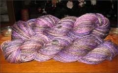 Mourning Dove's Cousin yarn