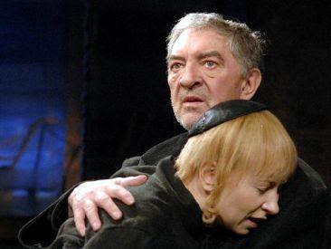 Dorota Segda i Jerzy Trela (fot. TVP)