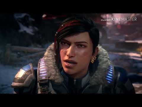 Gear of war 5 jogo novo da Microsoft para 2019