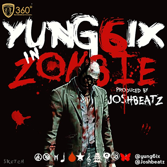(Very hot) yung6ix_zombie ft dj feeldavibe refix _dancehall