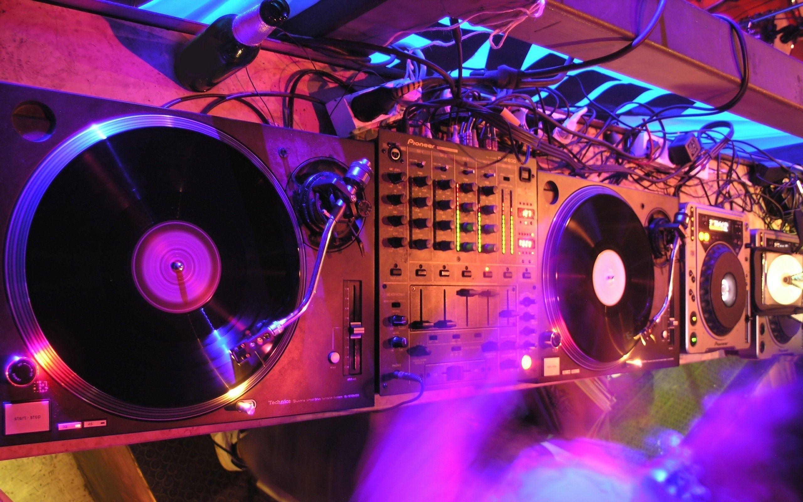 DJ Backgrounds - Wallpaper Cave