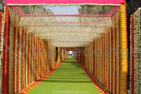 Wedding Flower decor   wedding stage design idea