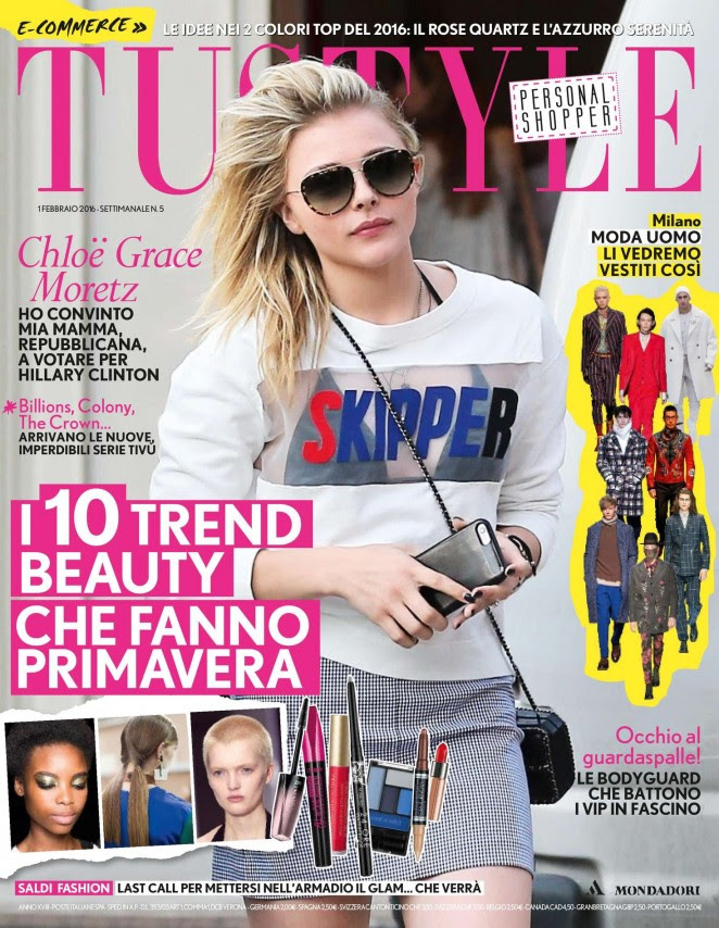 Chloe Moretz - TuStyle Magazine (February 2016)