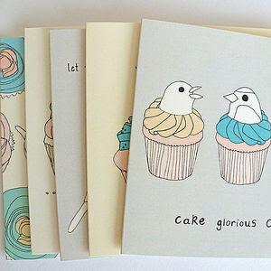 szkic muffinów