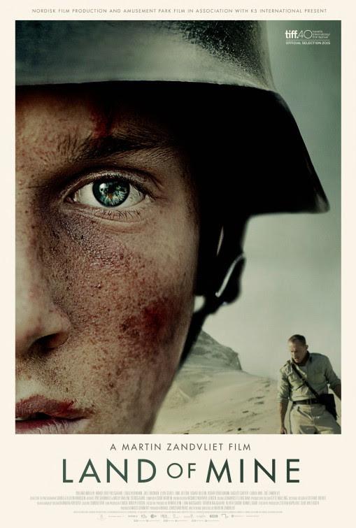 Under sandet Movie Poster