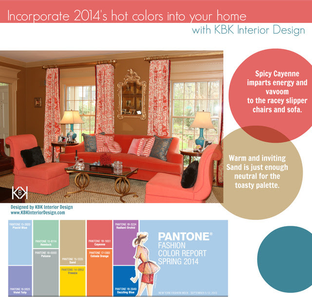 Home Color Trends for 2014 - transitional - new york - by Kingsley ...