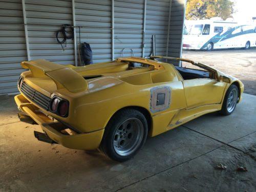 Find New Lamborghini Kit Car In Visalia California United