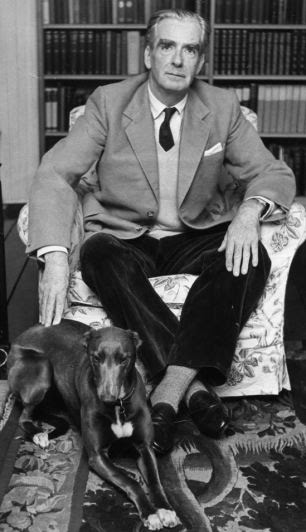 Born at the hall: Anthony Eden was born at Windlestone in 1897, before going on to become Conservative Prime Minister in the fifties