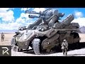 The Most Advanced & Secret Military Weapons!