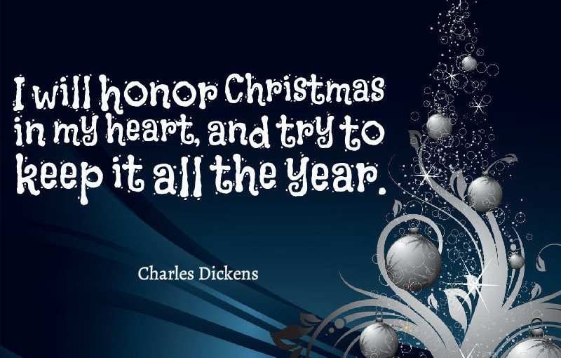 Quotes On Christmas