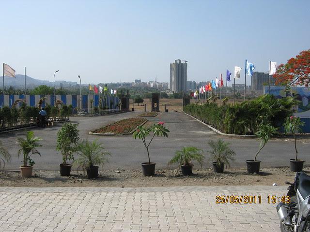 Paranjape Schemes' Blue Ridge Hinjewadi and Kumar Builders' KUL Ecoloch Township at Mahalunge
