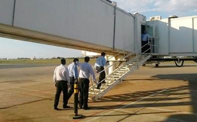 Consórcio quer mais prazo e reforma do aeroporto fica só para dezembro