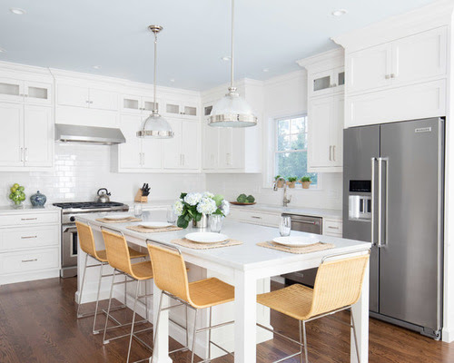 Create Extra Space For Dining At Your Kitchen Island Northshore Magazine