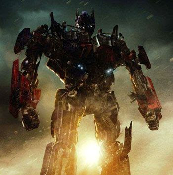 Optimus Prime returns in this July's TRANSFORMERS: DARK OF THE MOON.
