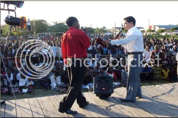 Missao Africa Pieia 3