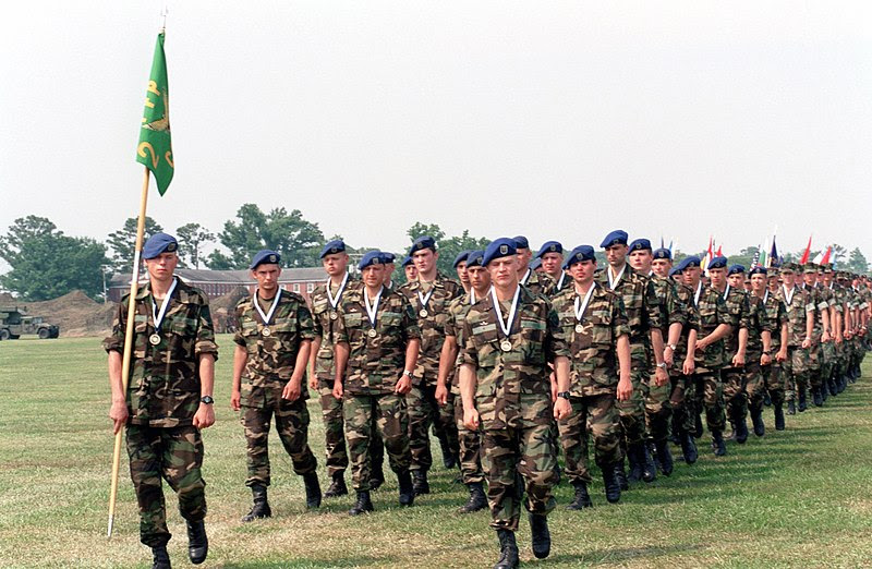 File:Latvian platoon at Camp Lejune.jpg