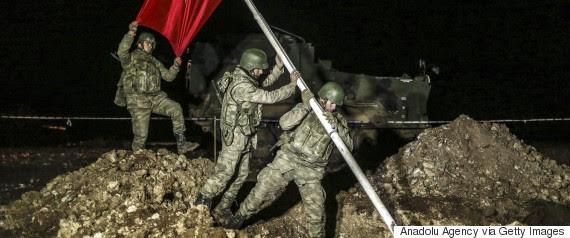 turkish soldiers syria