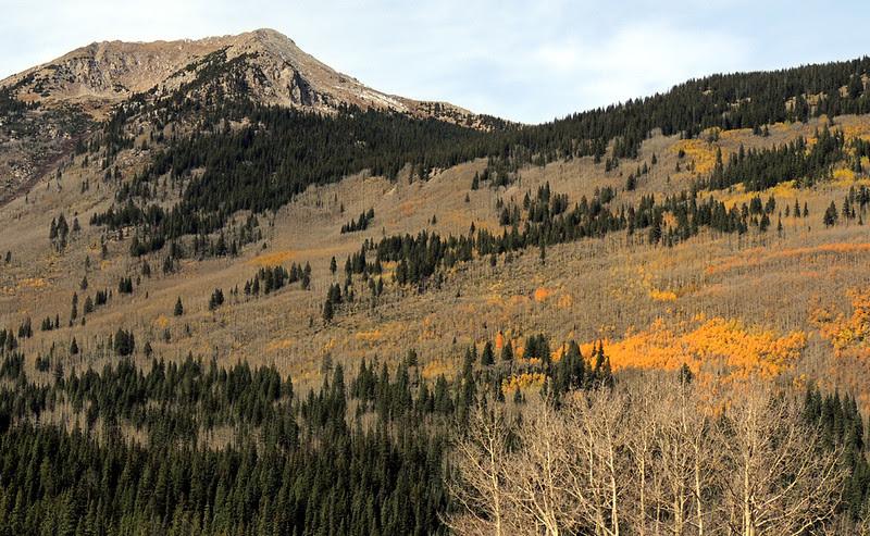 Chalk Creek, Alpine Tunnel Railroad Grade, Sawatch Range, Colorado