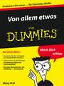 Von allem etwas fur Dummies - Auszuge aus 14 ebooks fur Dummies