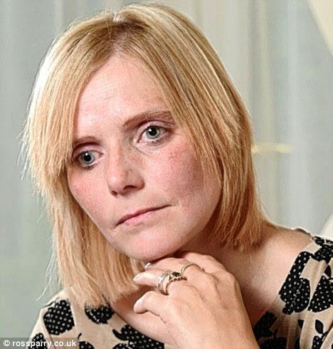 Turmoil: Doctors didn't spot Lisa Whelan's Caesarean complications