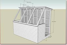 plans for a potting shed