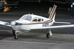 G-BCPG - 1969 build Piper PA-28R-200 Cherokee Arrow, Barton based