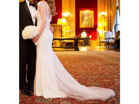 Marchesa Poppy B50808 , $2,900 Size: 4   Used Wedding Dresses