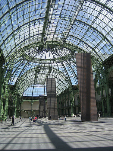 Richard Serra, Grand Palais, Paris 2006 - 1