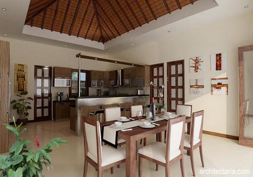 Mendesain Interior Dapur Dan Ruang Makan Pt Architectaria Media Cipta
