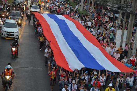 Thái Lan, dân chủ
