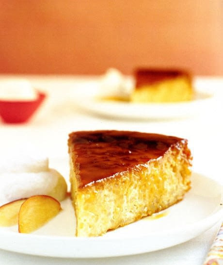 Creamy Rice Pudding Cake · Extract from Luscious Creamy ...