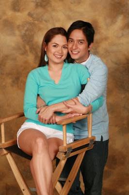 Judy Ann Santos and Ryan Agoncilo